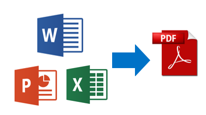 Converting Office Documents to PDF